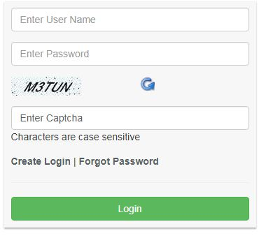 Madhya Pradesh Police Registration Login